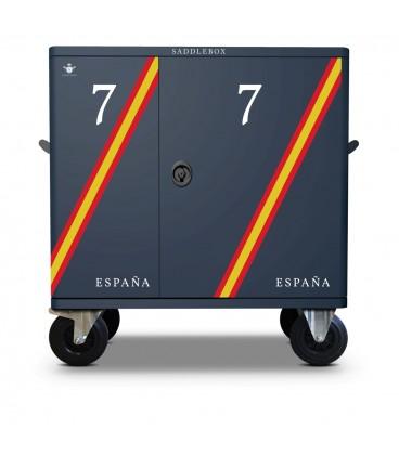 Buy Tack Locker Double Basic Crossed Spain