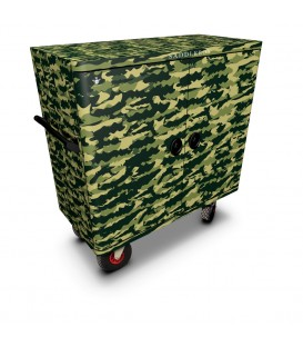 Buy Tack Box Olympic Custom Dark Military