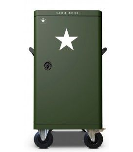 Single Custom Military Star