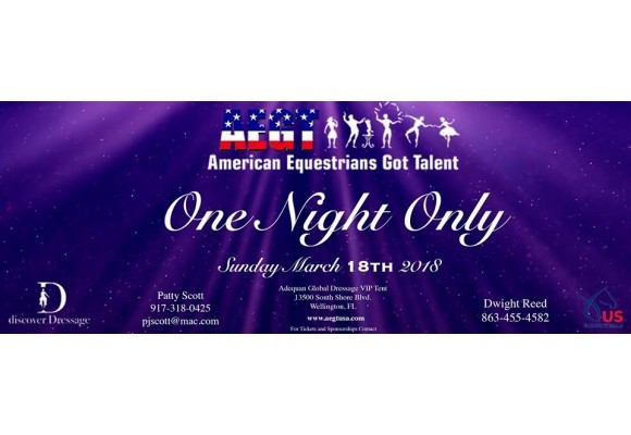 American Equestrians Got Talent