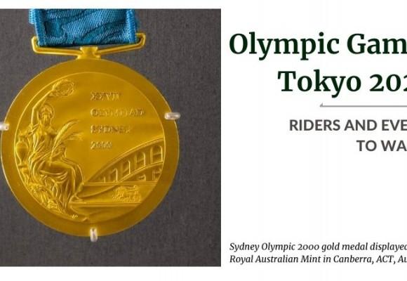 JUEGOS OLÍMPICOS DE TOKIO 2021: CORREDORES Y EVENTOS PARA NO PERDERSE