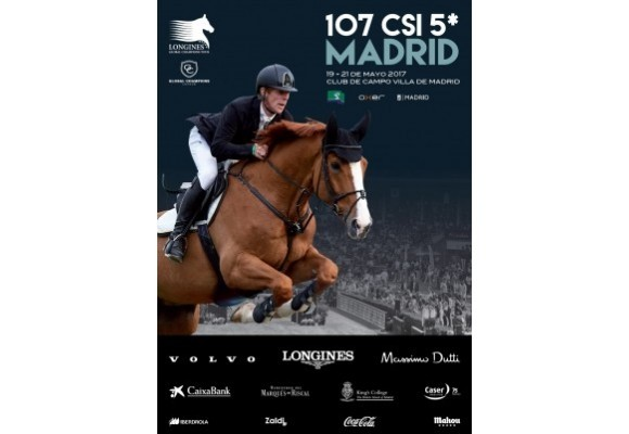 Longines Global Champions Tour Madrid 2017
